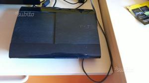 PS3 SLIM 500 GB con telecomando originale