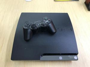 Ps3 slim 320 ho + controller