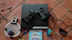 Super PS3 slim + 17 giochi
