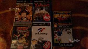 Videogiochi play station 1 e 2