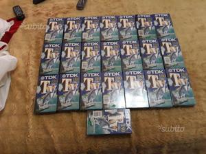 22 cassette vhs vergini dtk angora i cefalonate