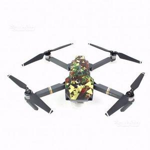 1 Pz Adesivo Sticker Drone DJI Mavic pro Army