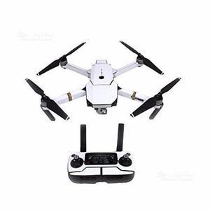 1 Pz Adesivo Sticker Drone DJI Mavic pro Bianco