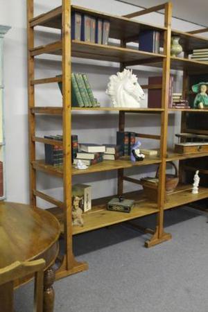 Antica libreria scaffalatura anni 30 del 900 indu prezzo