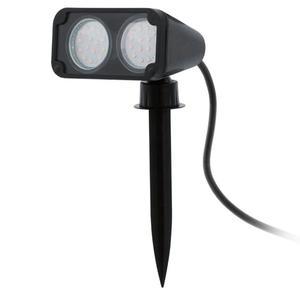 EGLO Faretto a LED da Esterno Nema 1 6W Nero