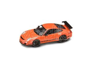 Hot Wheels LDCOR PORSCHE 997 GT 3 RS  ORANGE 1:43