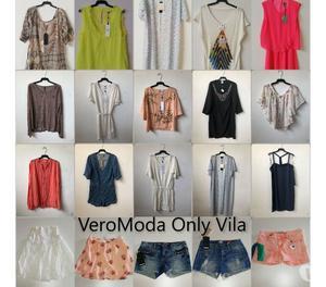 Stock Abbigliamento nuovo VEROMODA ONLY VILA e altri Marchi