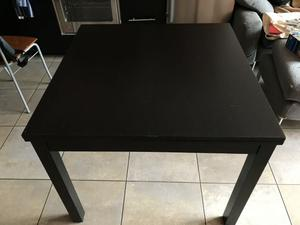 Tavolo Pieghevole Legno Ikea.Tavolo Bjursta Ikea Posot Class