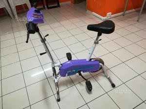 Ciclette e panca addominali