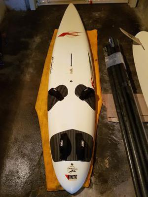 Tavola windsurf jp quad pro edition 82l posot class - Tavola windsurf slalom usata ...