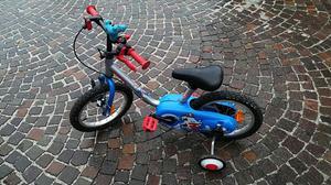 bicicletta bimbo 2-4 anni