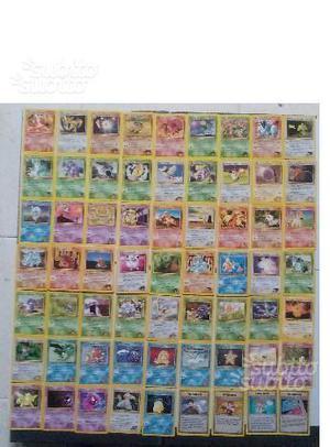 Carte Pokemon Gym Heroes e Challenge