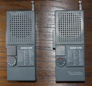 Collezione mulino bianco  walkie-talkie