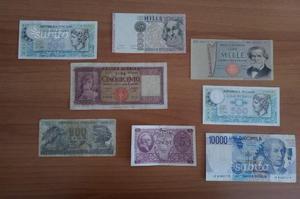 Lotto banconote quasi tutte FDS