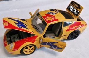 PORSCHE 911 CARRERA RACING  Burago