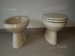 Sanitari dolomite perla posot class - Sanitari bagno beige ...