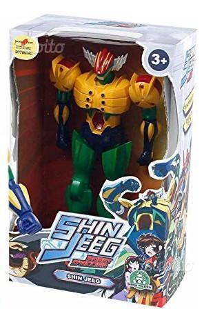 Shin jeeg robot d'acciaio