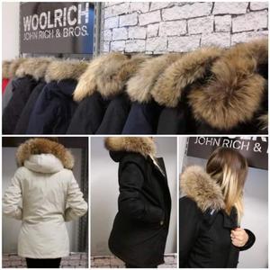 E Class A Woolrich Refrigue Originali Ottimo Posot Giubbini PxUw8qF