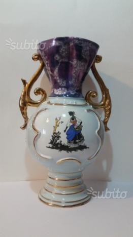Vaso di ceramica vintage