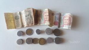 Vendita di monete da collezione