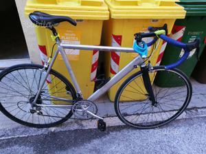 Bici corsa sab tg 56