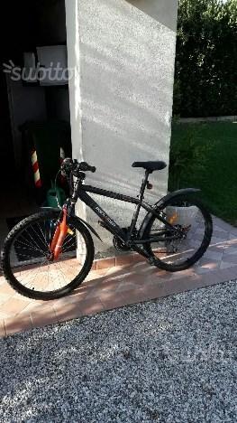 Bici mount bike ragazzo