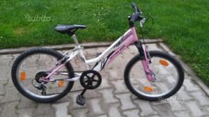 Bicicletta bambina 5-8 anni