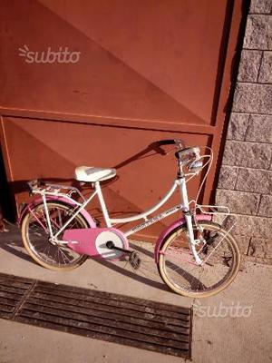 Bicicletta bimba 8-10 anni