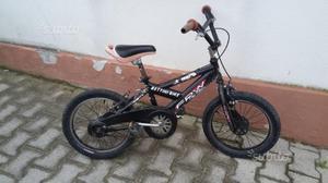 Bicicletta da bambino frw ruote da 16