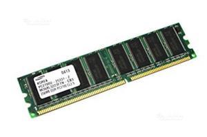 Memoria ram DDR PC mb