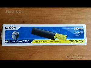 Toner giallo per stampante Epson AcuLaser C
