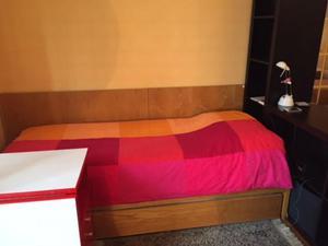 Doppio letto estraibile vendo posot class - Letto estraibile usato ...
