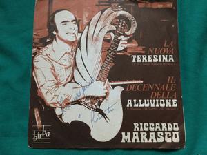 Disco 45 giri: Riccardo Marasco
