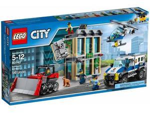 LEGO CITY  - RAPINA CON IL BULLDOZER