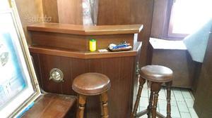 Mobile bar in legno massiccio posot class