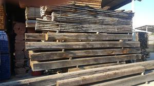 trave in legno rovere diverse misure Nuovo
