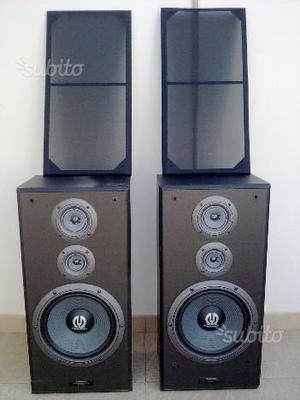 Casse Hi-Fi Pioneer CS-vie 190watt Cadauna