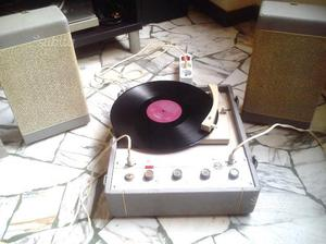 Fonovaligia RCA LH17 Stereo a valvole Funzionante
