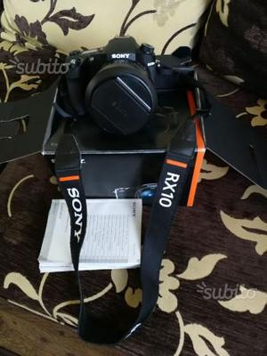 Fotocamera Sony RX10 NUOVA