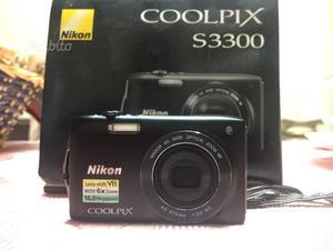 Nikon Coolpix S Fotocamera Digitale 16 Mp