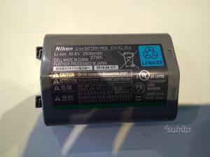 Nikon En-El18a batteria originale per D5 D4s