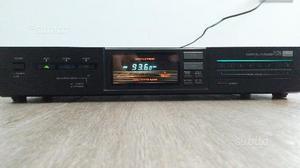 Sintonizzatore radio digitale sansui t 700 vintage