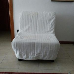 Vendo poltrona letto copripoltrona ikea posot class - Copripoltrona letto ...