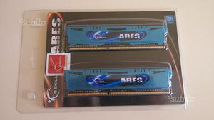 MEMORIA RAM DDR3 G.SKILL ARES KIT 16GB (4x4GB) CL9