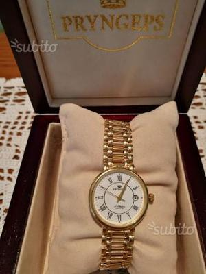 Orologio da donna Pryngeps oro 18 KT