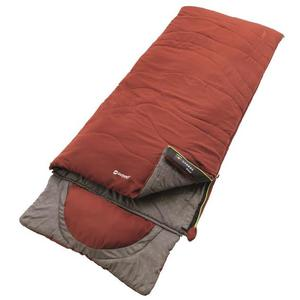 Outwell Sacco a Pelo Contour 225x90 cm Rosso Ocra