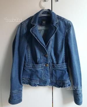 Taglia 40: giacca donna in jeans originale Esprit