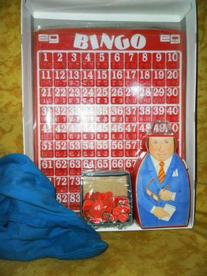 BINGO MIKE BONGIORNO ORIGINALE Usato