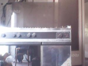 Cucina inox a gas metano usata posot class - Cucina a gas ariston ...