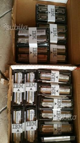 Memoria ram lotto stock 2gb 4gb 32 unità
